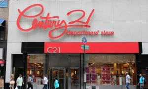 Century 21 Stores Files For Chapter 11 Bankruptcy