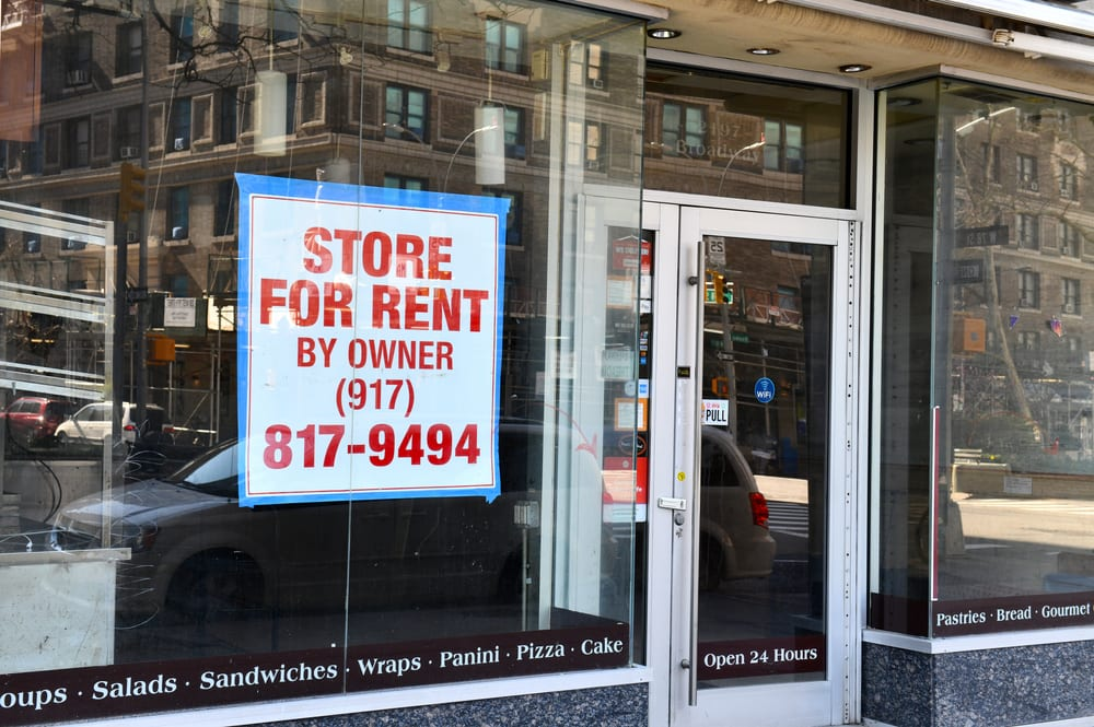More Than Half Of Retailers Received Rent Relief