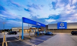 Walmart Showcases Airport-Inspired Store Design