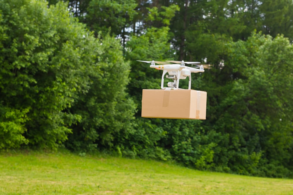 Walmart Revs Up Second Drone Delivery Test