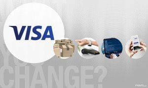Visa: What Did You Change?