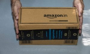 Amazon India package
