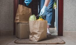 pandemic grocery delivery