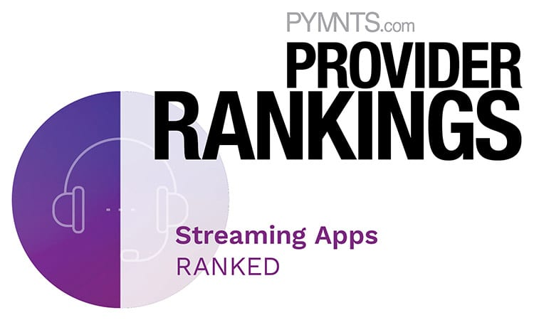 Streaming App Rankings