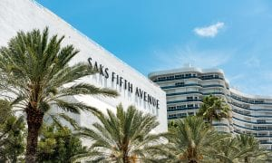 Saks Fifth Avenue store Florida