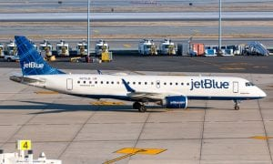 JetBlue Reports $6.1M Average Daily Cash Burn