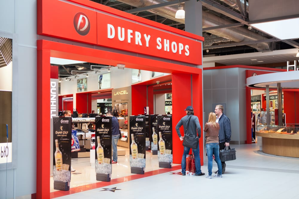 Alibaba To Buy Stake In Brick-And-Mortar Dufry