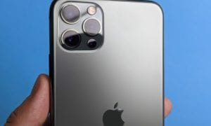 Apple Unveils Higher-Speed iPhone 12