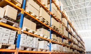 Pandemic Boosts Demand For 'Big Box' Warehouses