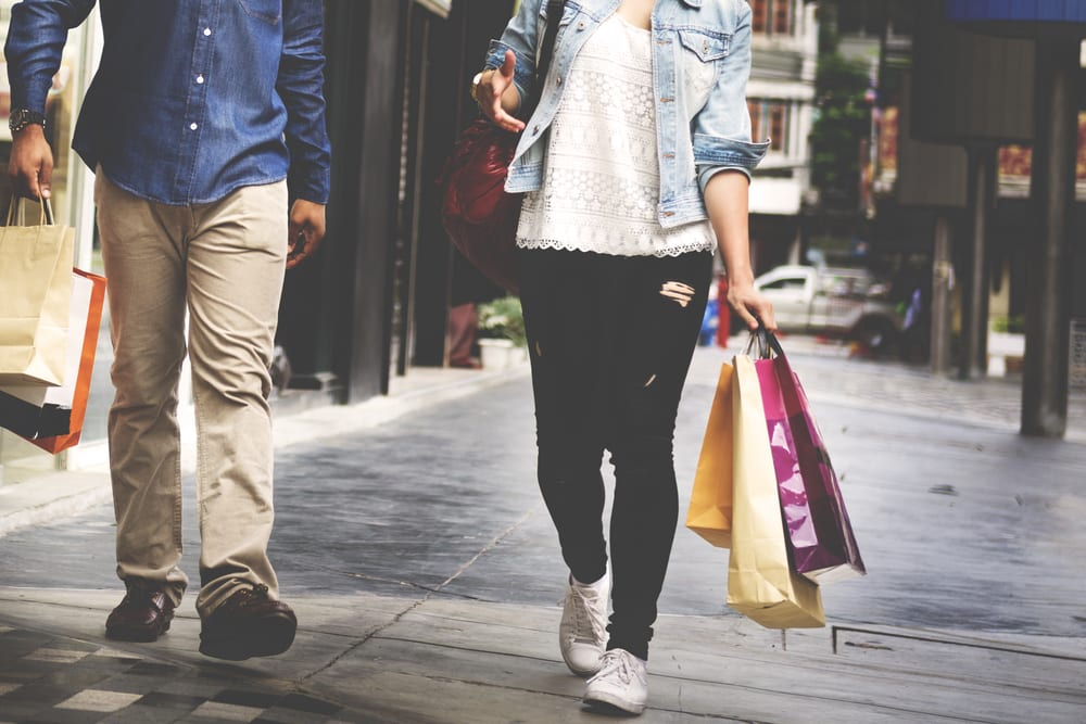 retail shoppers