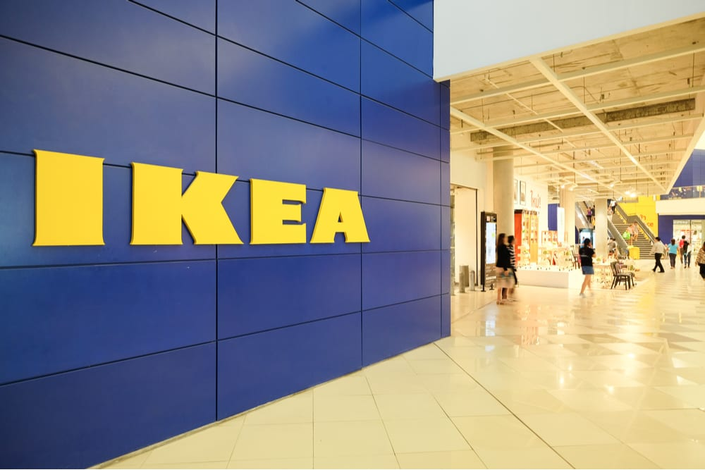 IKEA To Repurchase Shoppers' Old Furniture To Sell Again