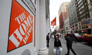 The Home Depot Takes Over Lease On Manhattan Store