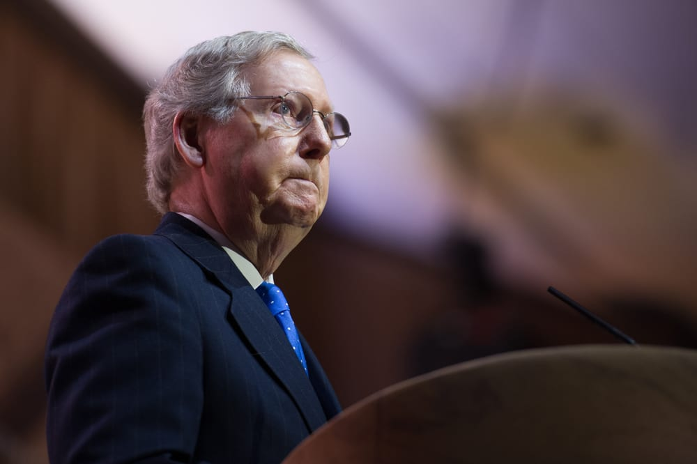 McConnell Pledges COVID-19 Aid Vote This Month