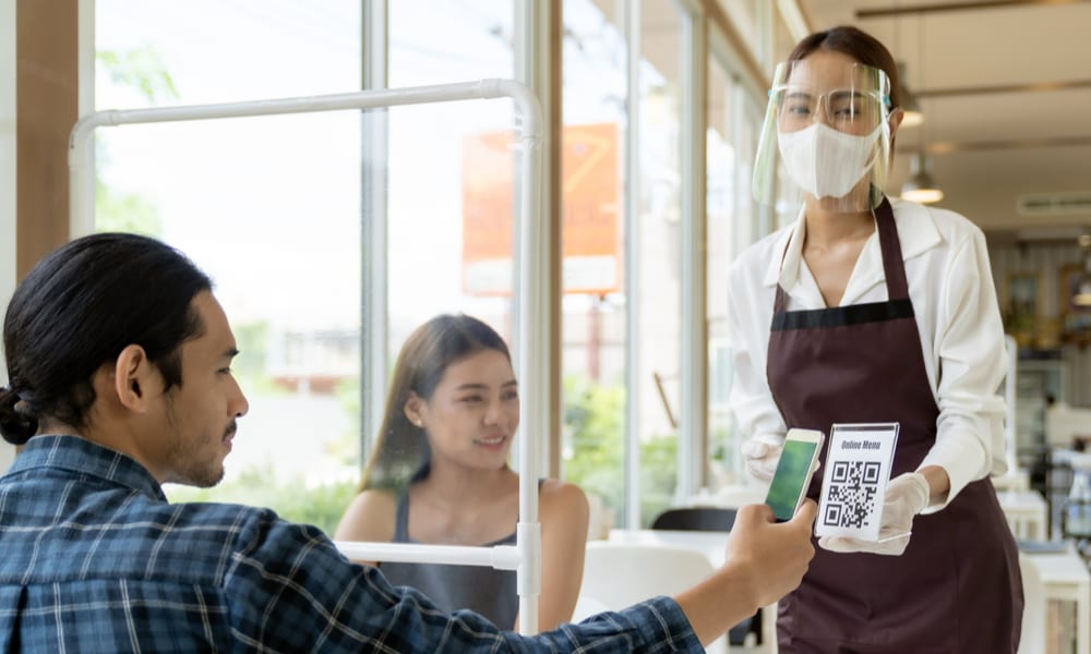Shift4 Targets Restaurant Industry With New QR Codes