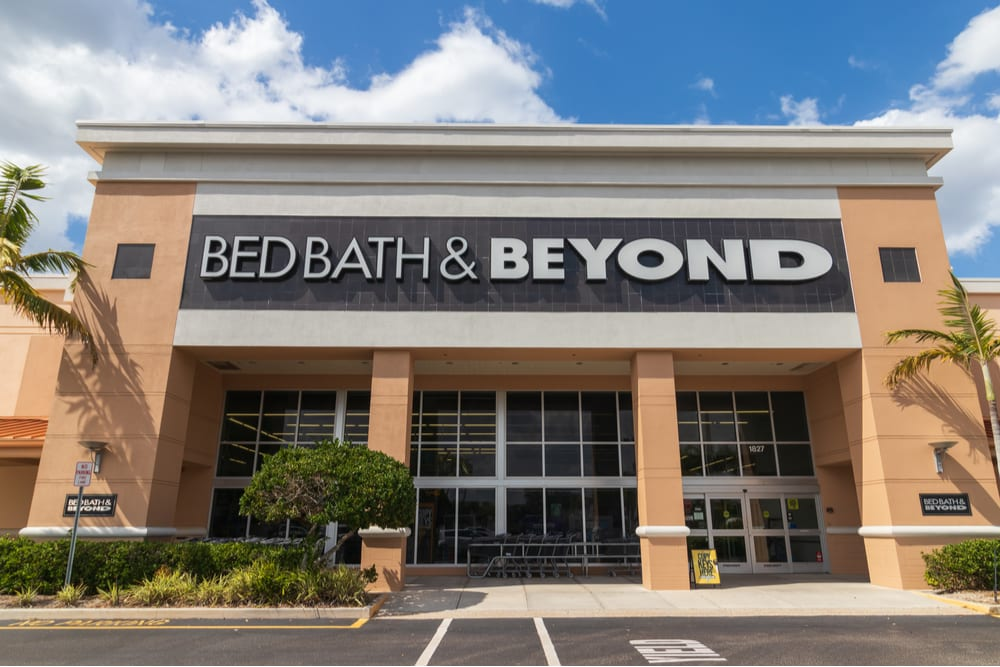 Bed Bath & Beyond Reports 6 Pct Comparable Sales Growth