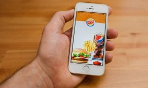 Burger King Social Commerce