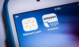 Amazon, Walmart Benefit From Food Stamp Shoppers