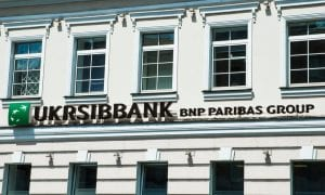 Ukrainian bank UKRSBBANK