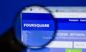 Foursquare Completes Pivot; CEO Resigns