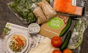 Meal Kits Get New Life In Stay-at-Home Economy