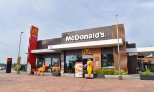 McDonald's Reports Strong Drive-Thru, Delivery Business Amid Pandemic