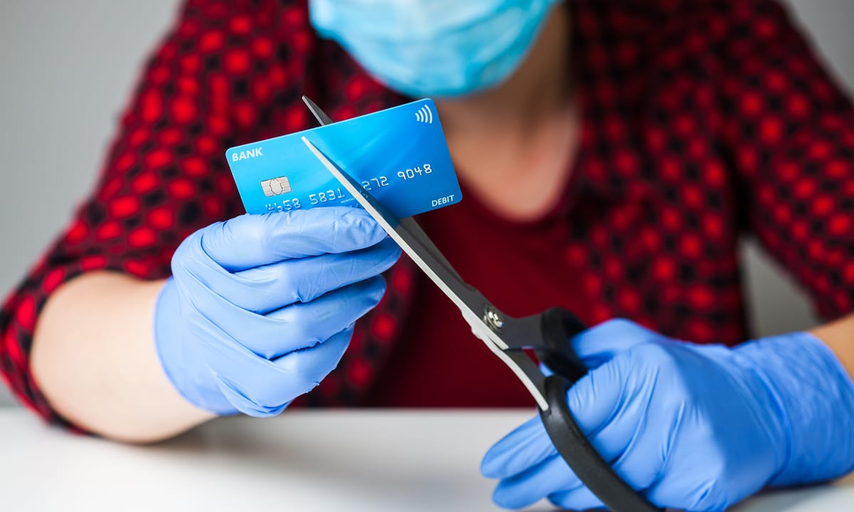 U.S., consumers, credit cards, car loans, mortgages, pandemic