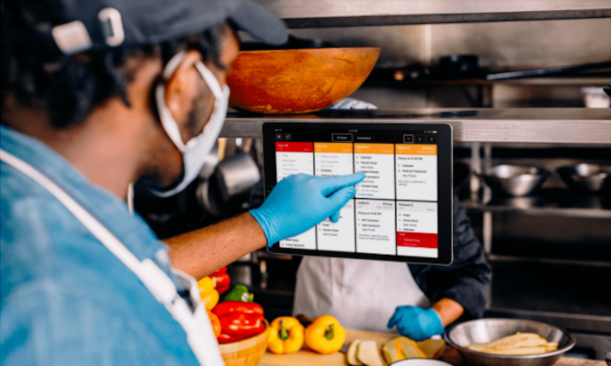 Square Tool Helps Restaurants Manage Orders