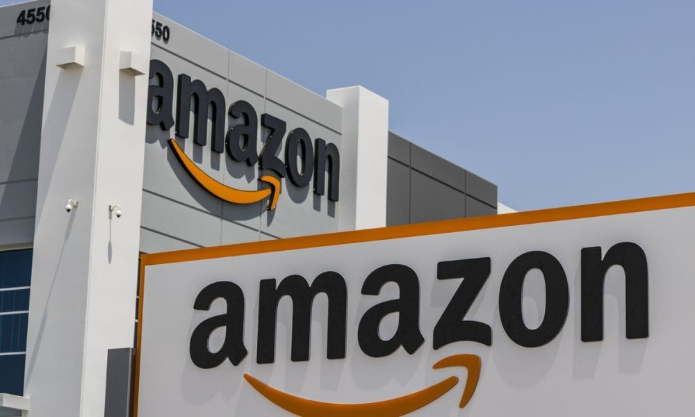 Amazon Business May Thwart 'Buy American' Push