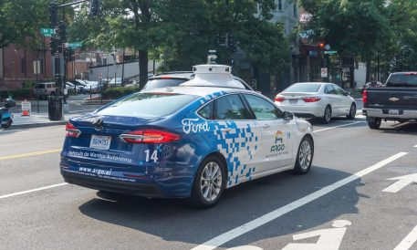 Ford, Argo AI and Walmart Bringing Driverless Delivery to Miami, DC and Austin