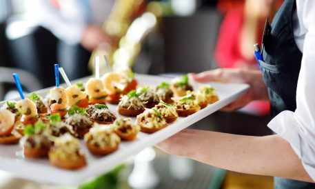As Takeout and Delivery Soar, Catering Businesses Have Been Left Behind in the Digital Shift