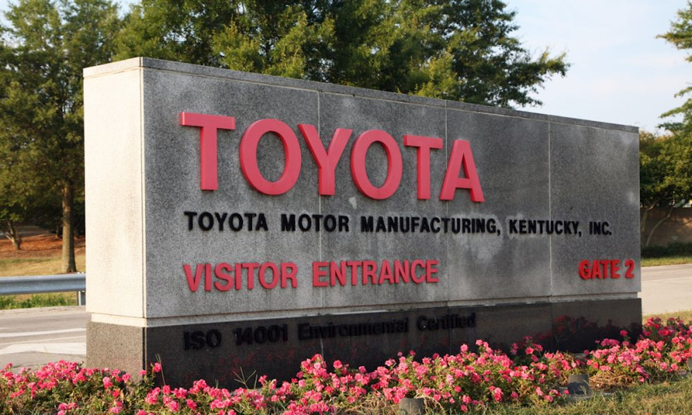 Chip Shortage Forces Toyota to Scale Back Production